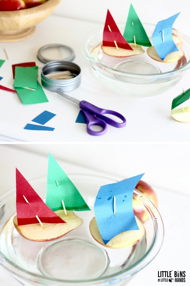 Apple Stem Activities For Kids Little Bins For Little Hands