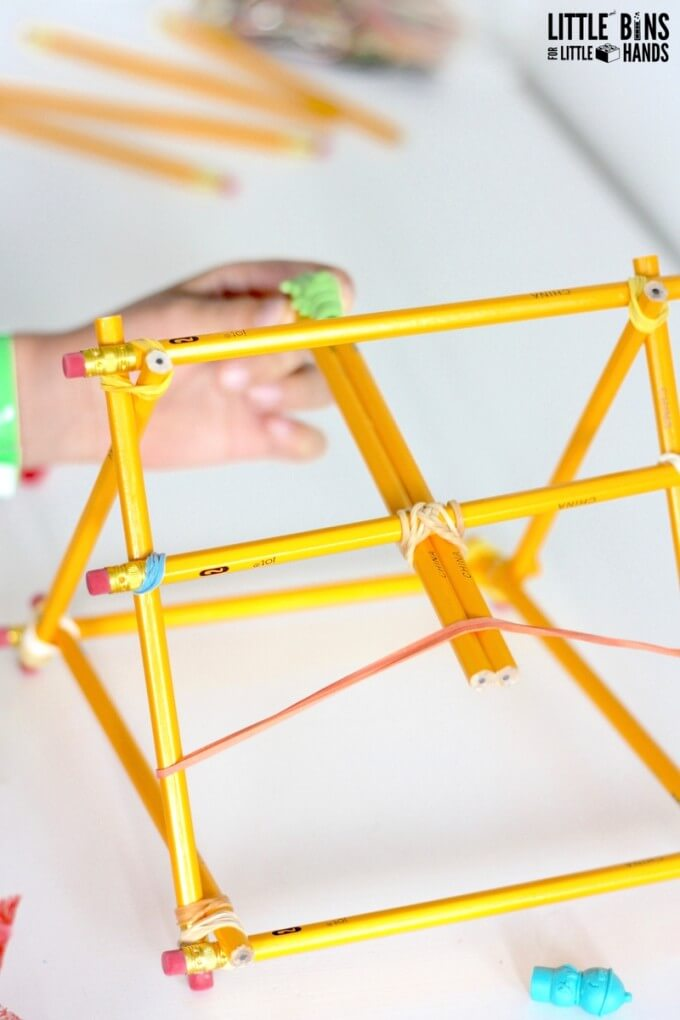 Pencil catapult stem activity for back to school for Made design