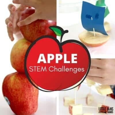Apple STEM Challenges