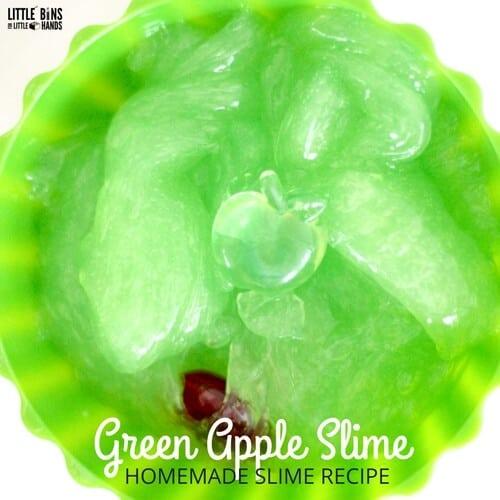 GREEN APPLE SLIME