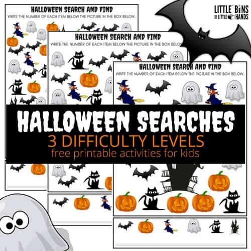 HALLOWEEN SEARCHES
