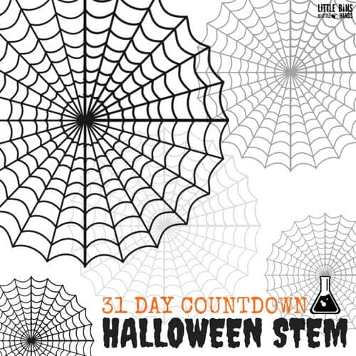 HALLOWEEN STEM 31 Days Countdown