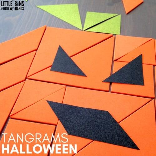 halloween-tangrams