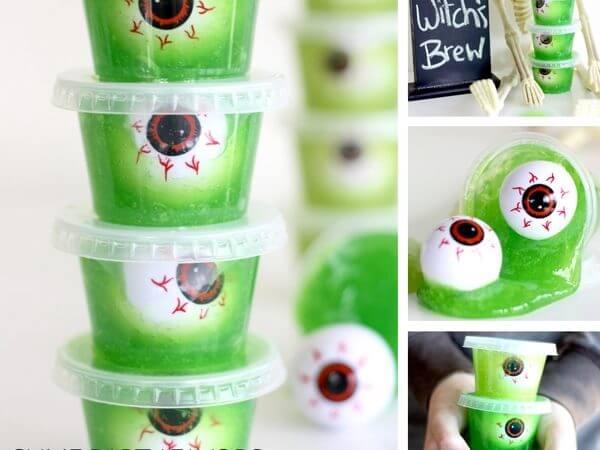 Halloween Slime – Best Slime Recipe for Kids