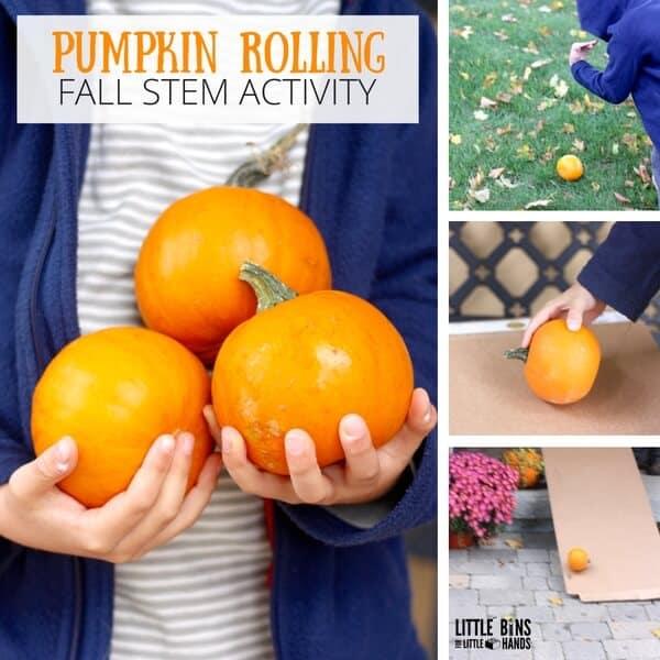 pumpkin-rolling