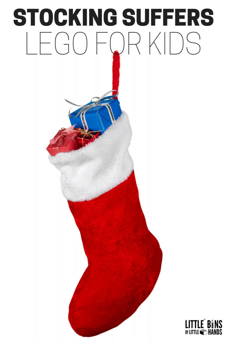 Lego stocking stuffer ideas and gifts for kids who love lego Stocking stuffer ideas 2016