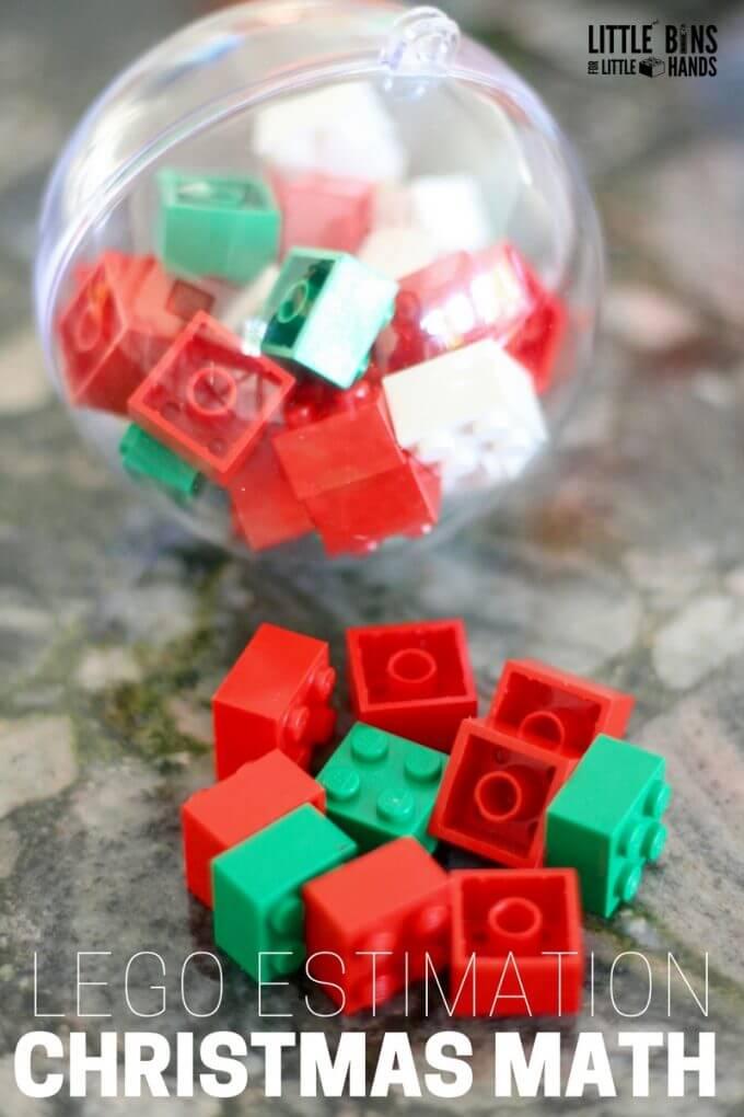 LEGO Estimation Math
