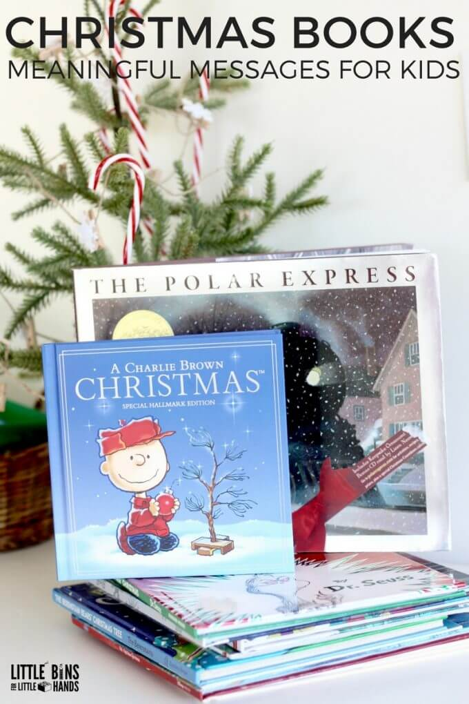 Best Meaningful Christmas Picture Books for Kids. Christmas books for kids with positive messages and valuable lessons to learn.