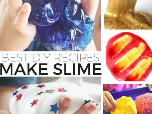 Making Slime: Chemistry for Kids