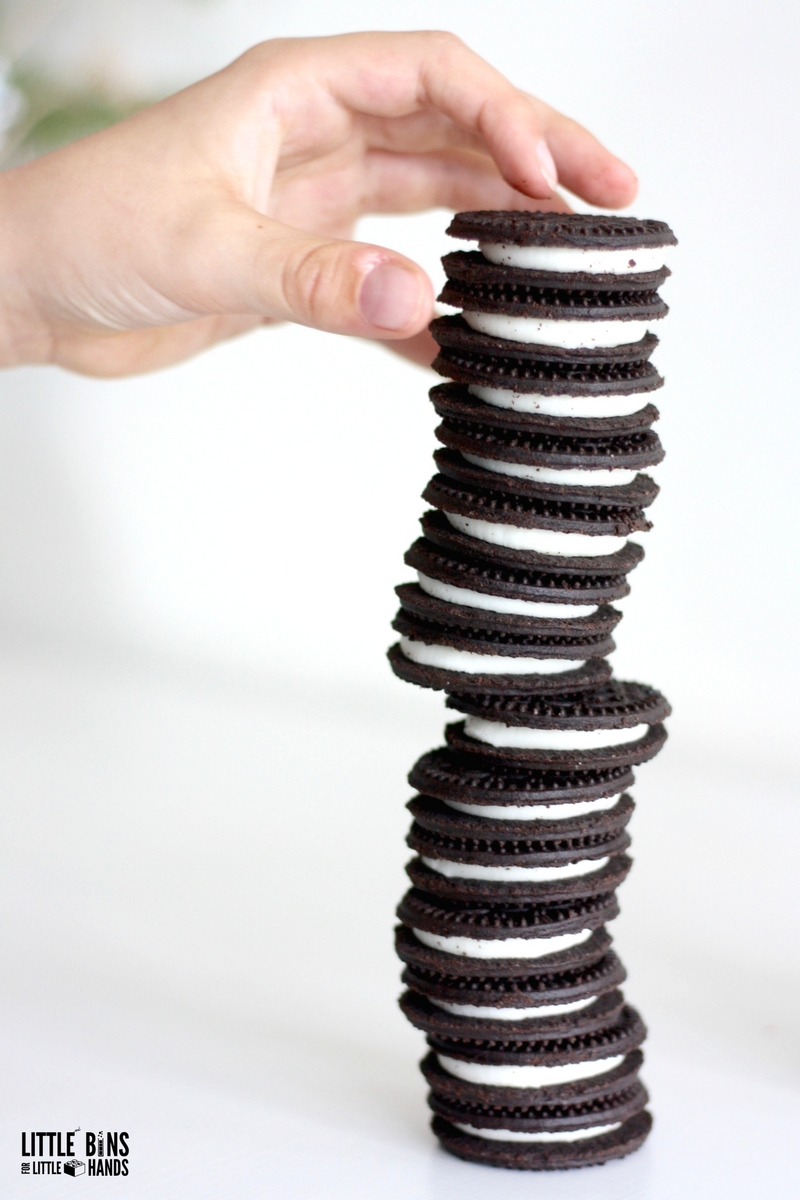 Image result for oreo stacking