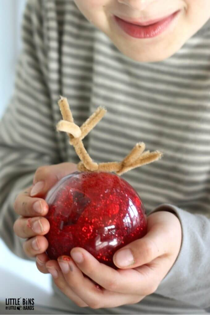 Rudolph Activity Christmas Science