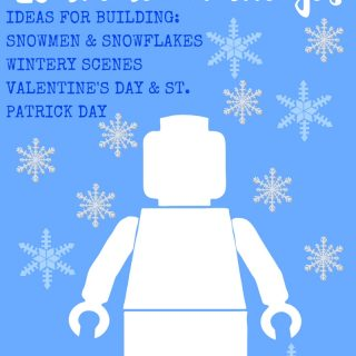 LEGO Winter Building Ideas for Kids