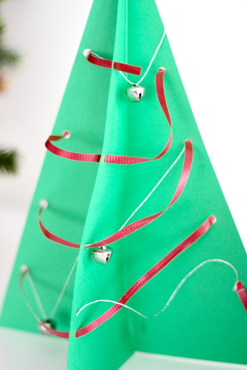Make A 3d Christmas Tree