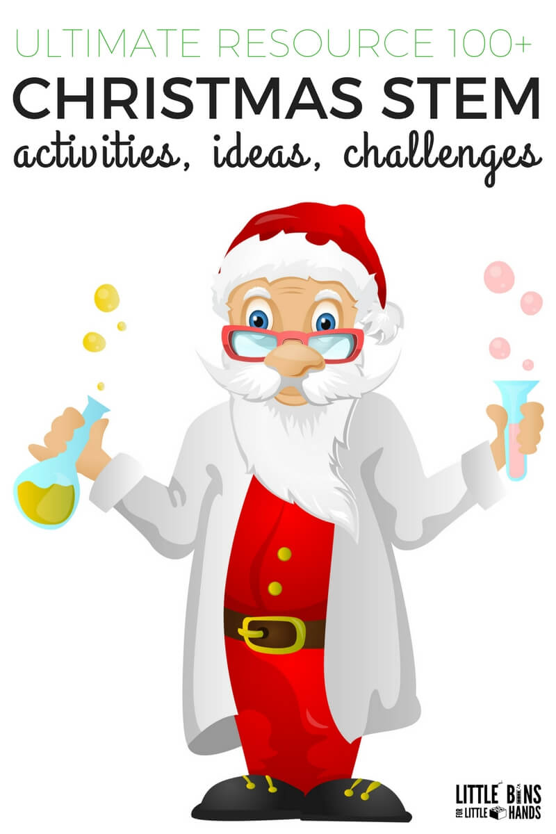 Stem Christmas Activities Kids Will Love This Holiday Season Home Science Experiments Energy Electricity Easy The Best To Try
