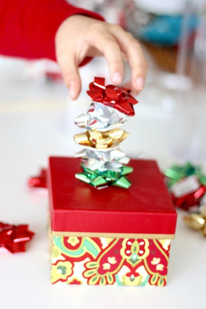 stacking-bows-chrsitmas-stem-activity