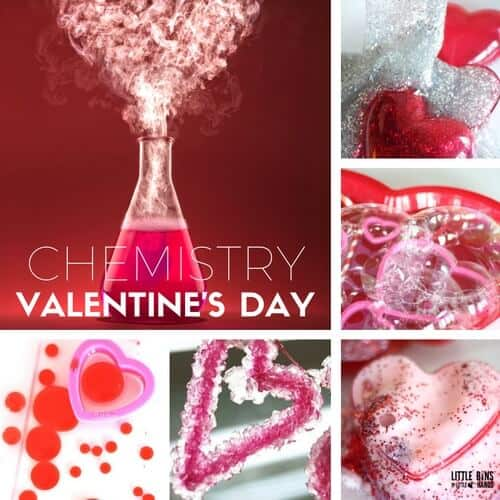 Preschool Valentines Day Activities And Experiments