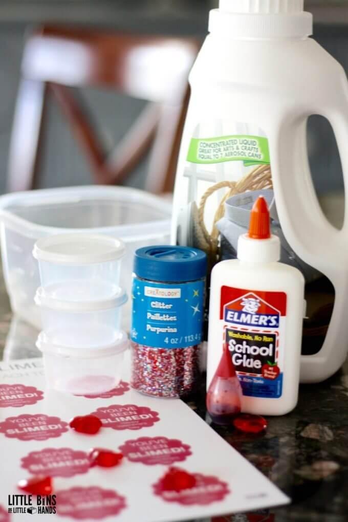 make Slime Supplies