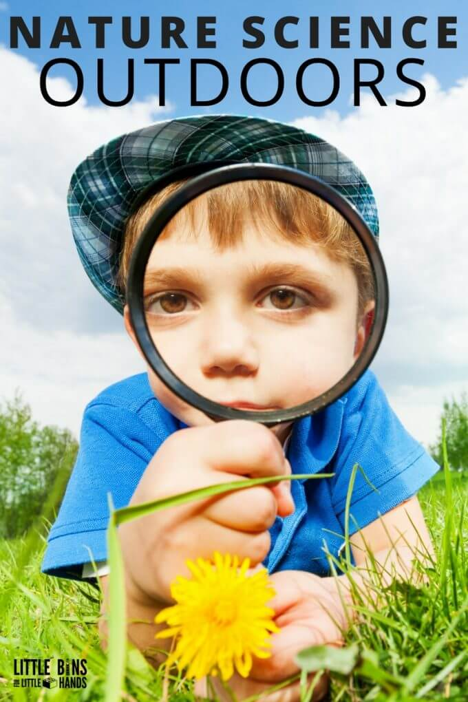 Outdoor Nature Science for Kids Practical Ideas and Projects