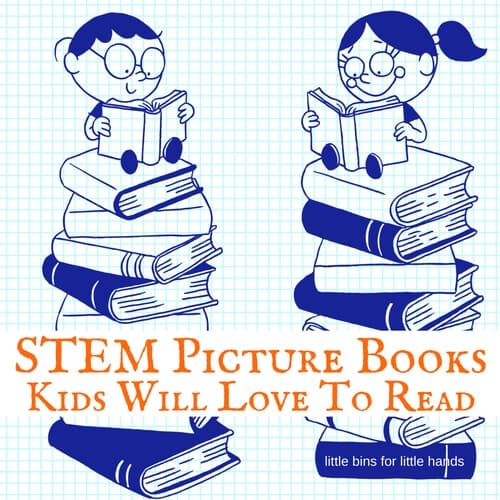 STEM Picture Books for Kids