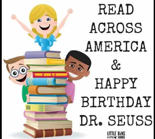 Read Across America Day and Dr. Seuss