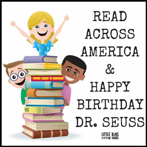 Read Across America with Dr. Seuss Activities for Kids