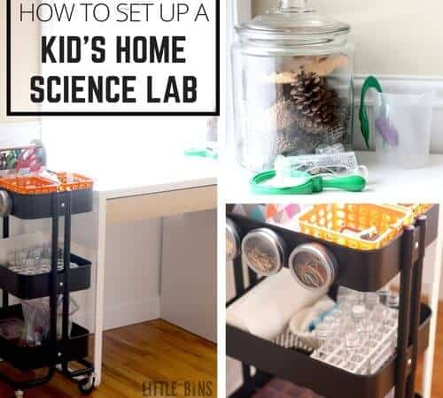 How To Set Up Home Science Lab for Kids