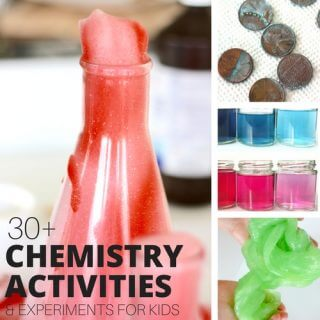 Chemistry Activities for Kids