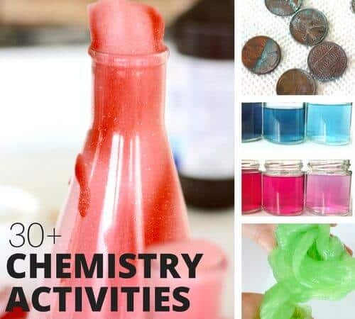 Chemistry Activities and Experiments for Kids