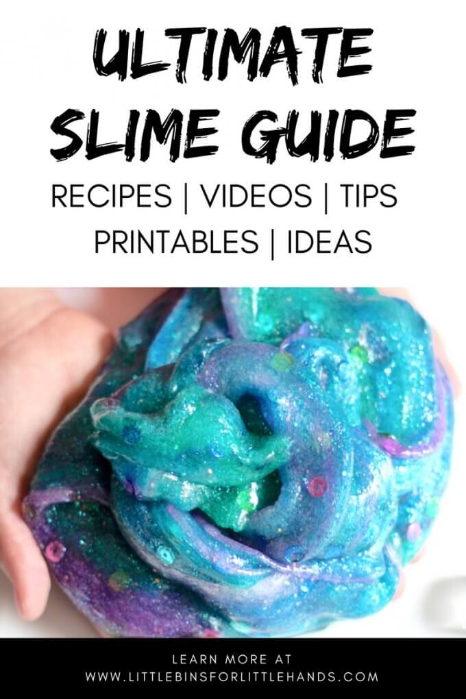 The ultimate slime making guide for kids and adults wanting to learn how to make slime. Check out slime videos, slime ideas and themes, and the best slime recipes for making awesome homemade slime!
