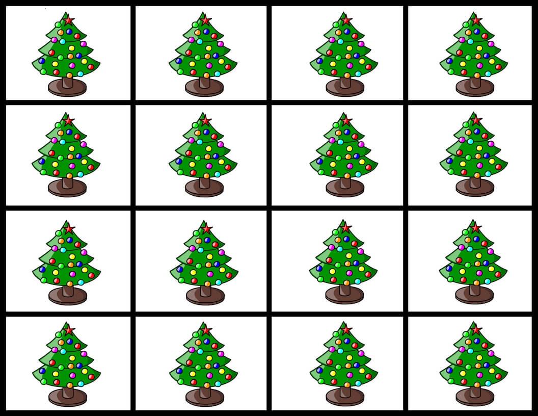 Christmas Coding STEM Activity Game Free Printable Sheets