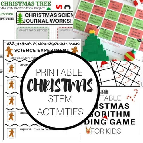printable christmas stem activities and science experiments for kids. Black Bedroom Furniture Sets. Home Design Ideas