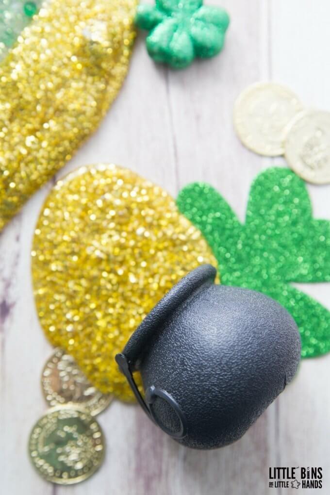 How To Make St Patricks Day Slime Recipe