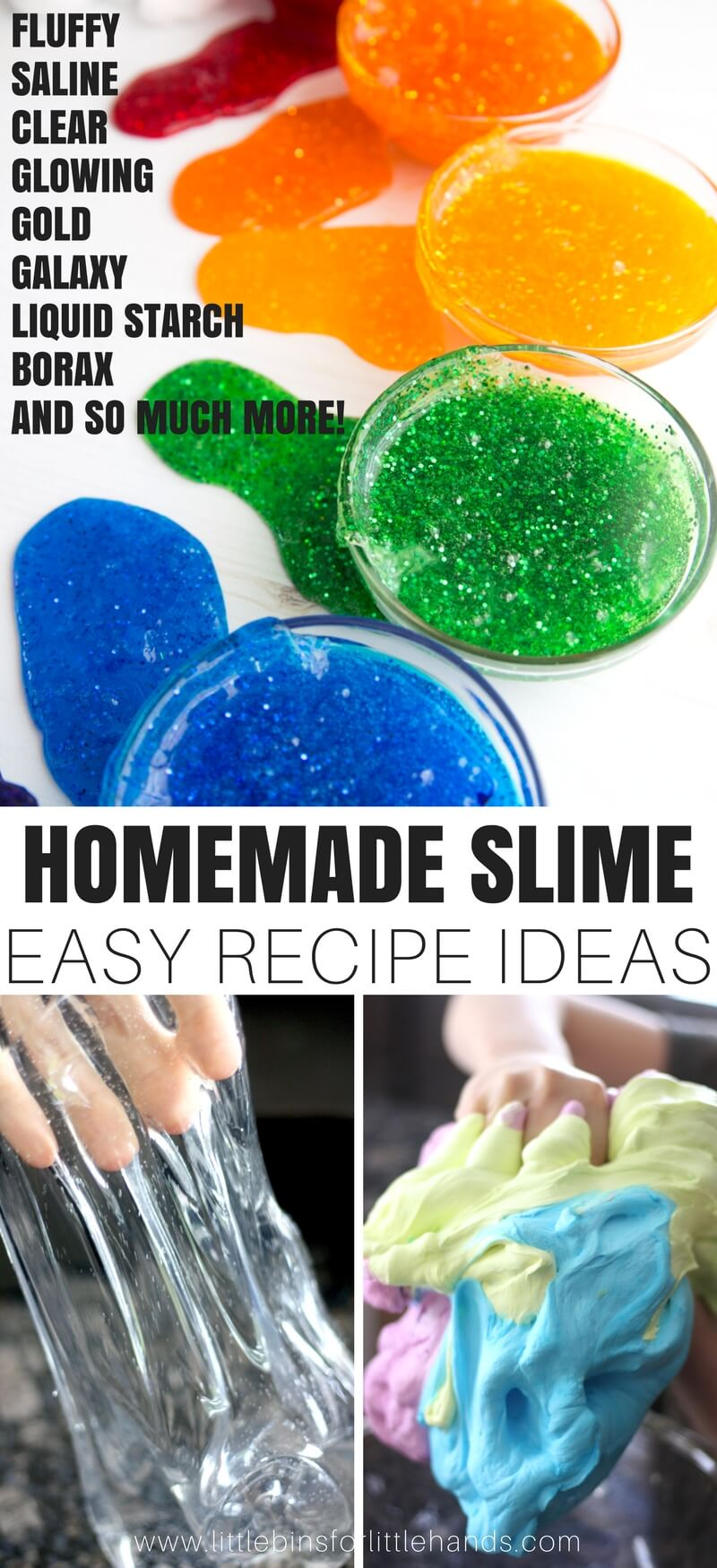 Homemade slime recipe for making slime with kids the best ever homemade slime recipe ideas to make with kids we show you how ccuart Image collections