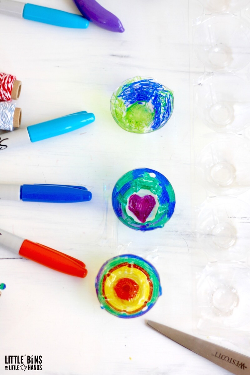 Earth Day STEM Activity with Polymer Science