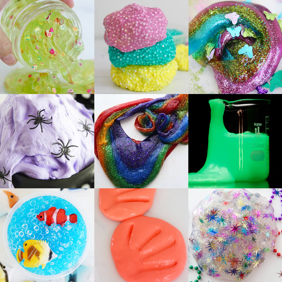 75+ Ultimate Slime Recipes Guide For Amazing Homemade Slime