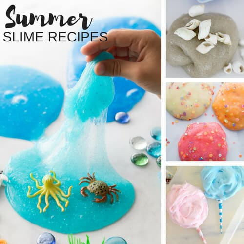 Summer Slime Recipes to Learn How To Make Slime with Kids!   500 x 500 jpeg 64kB