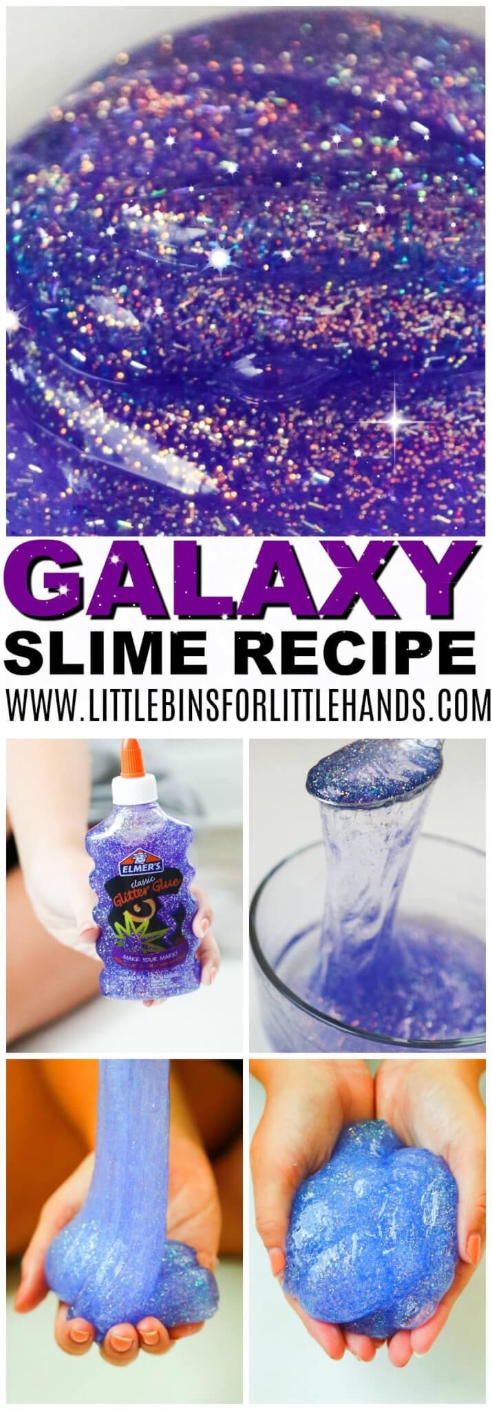Galaxy Slime