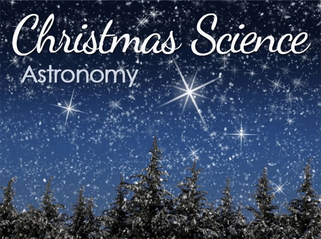 Christmas Science Astronomy
