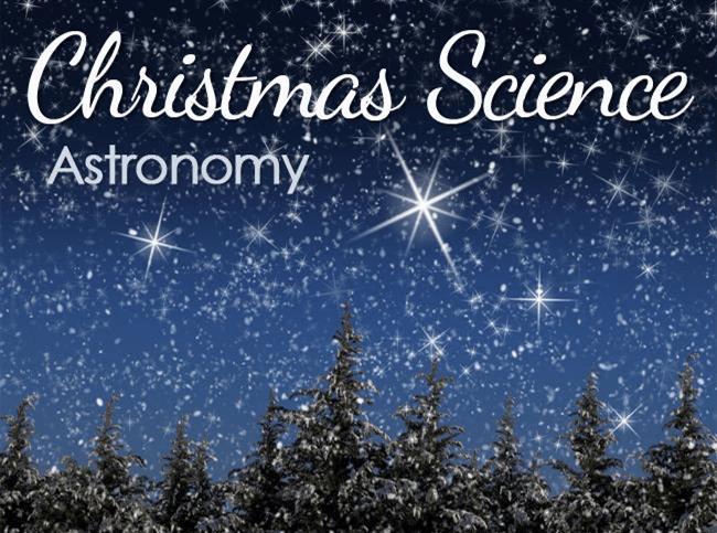 Christmas Science Astronomy