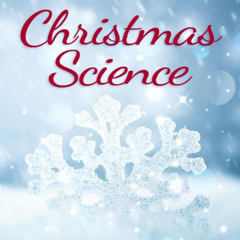 Science Facts Christmas
