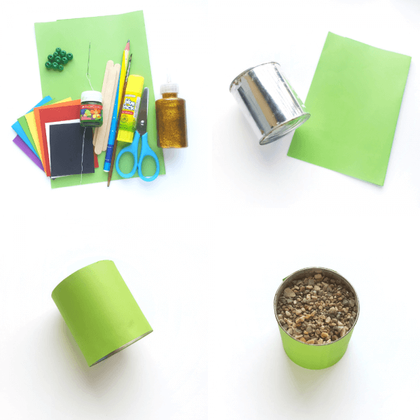 leprechaun trap making supplies