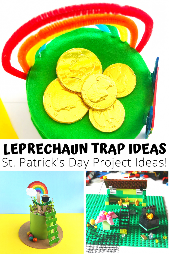 Find great ideas for making leprechaun trips this month! Learn how to make a leprechaun trap with easy ideas, tips, and suggestions.