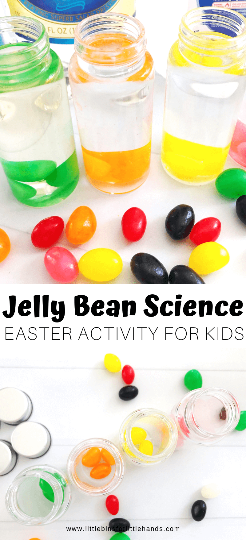 jelly beans science experiment
