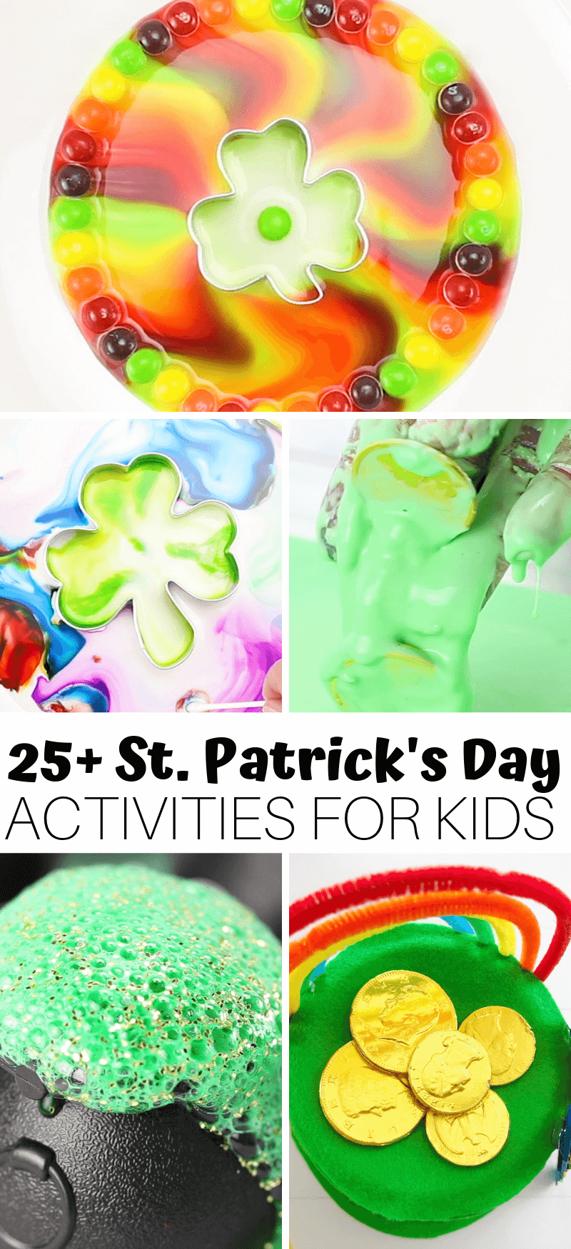 Best St Patricks Day Activities for Kids