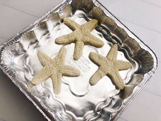 bake your sea stars