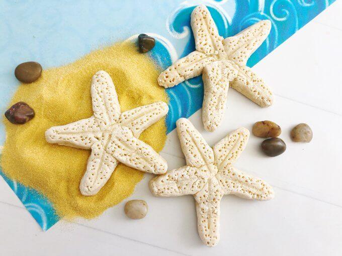 make a starfish