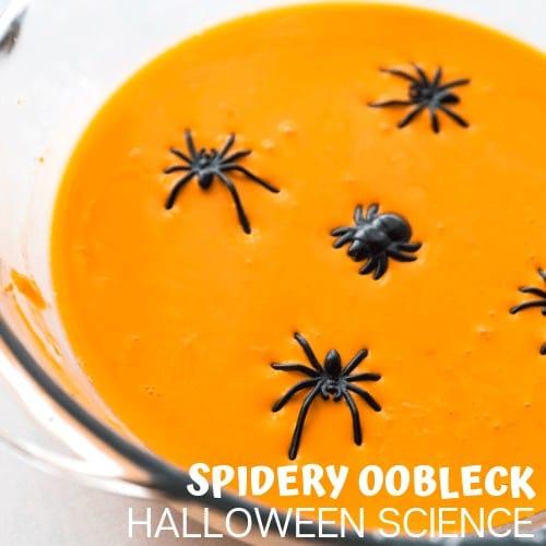 Halloween Oobleck