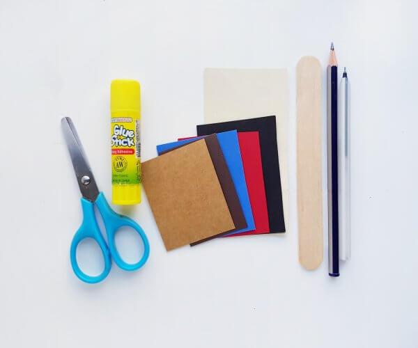supplies for nutcracker paper craft